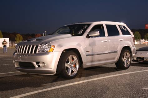 2006 Jeep Srt8 Specs 2006 Jeep Srt8 Vortech 1 4 Mile Drag Racing