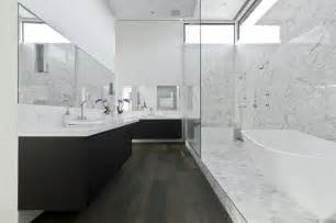 Houzz Bathrooms Modern Southton Contemporary Bathroom Houston By C O N T E N T Architecture