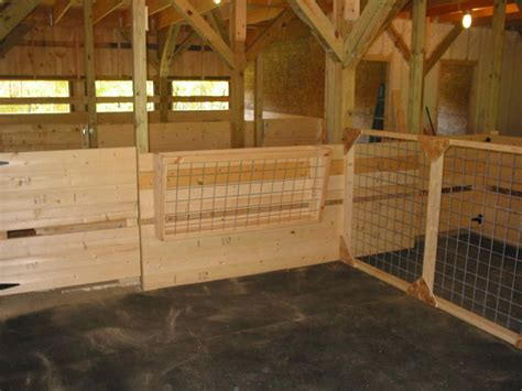 Pygmy Goat Barn Fox Mountain Farm Barn Building Progress