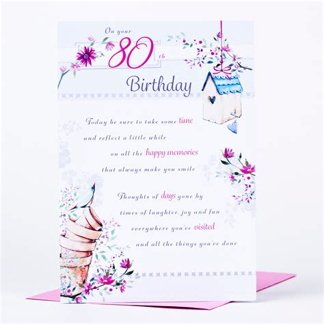 80th Birthday Card 80th Birthday Quotes For Cards Pictures To Pin On