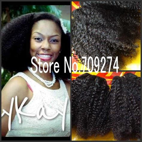 how to tight american hair 6a natural color afro kinky curl tight curly virgin brazilian hair weaving weft extension for