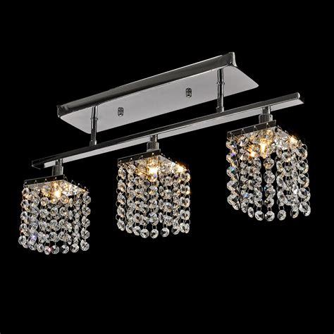 modern crystal ceiling ls led ceiling pendant lights answerplane com