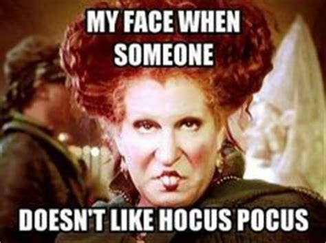 Hocus Pocus Meme - 1000 images about ha ha holiday hilarity on pinterest