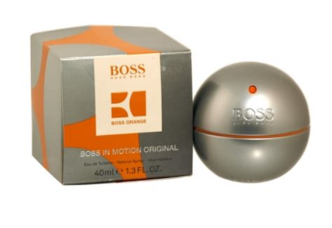Parfum Original Hugo Orange hugo orange in motion original eau de toilette 40ml