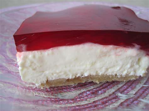 jello cream cheese squares