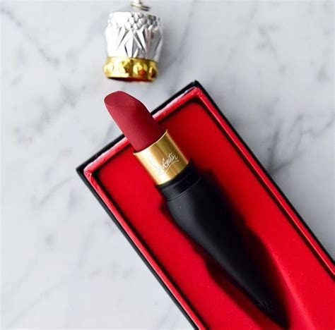 Lipstik Christian Louboutin christian louboutin lipstick talking with tami