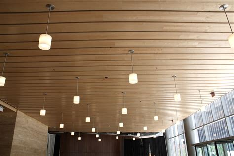 Wood Ceiling Finishes Linwood Image Gallery Architectural Surfaces