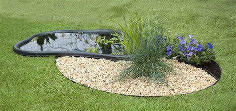 bordures plastique pour jardin bordure jardin