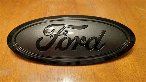 Ford F150 Emblems by 2015 17 Ford F150 Grill Emblem Custom Gloss Magnetic And