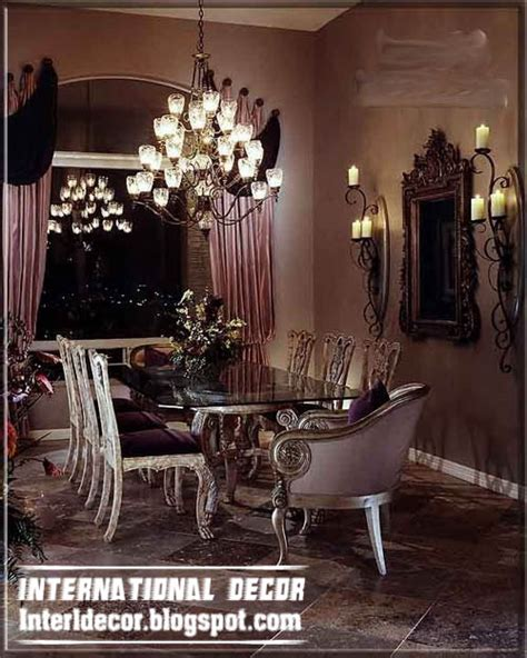 Luxury Dining Room Furniture Modern Luxury Italian Dining Room Furniture Ideas