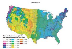 Humidity Map Usa by New Maps Provide Crucial Information For Water Managers