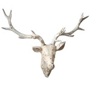 Deer Wall Decor by Distressed Deer Wall Dcor