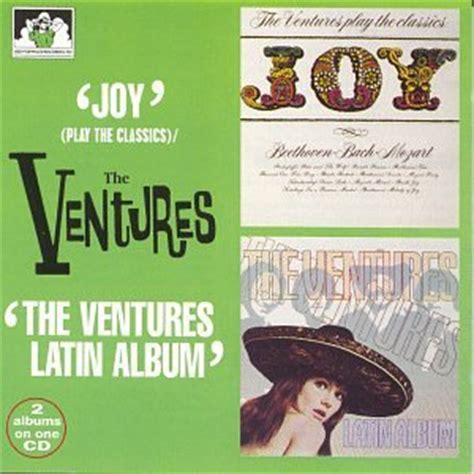 Cd Rejoyce The Album the ventures play the classics the ventures album