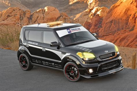 Kia Soul Sport 2010 Customized Kia Soul Sport Safety Car Kia News