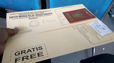 membuat paspor di kantor imigrasi surabaya cara membuat e paspor di surabaya cepat dan mudah