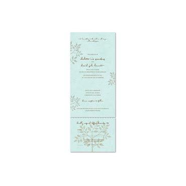 Tiffiny Blue Wedding Invitation Paper by Blue Wedding Invitations Blue Theme