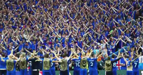 sports fan island coupon code what is iceland s incredible viking clapping chant about