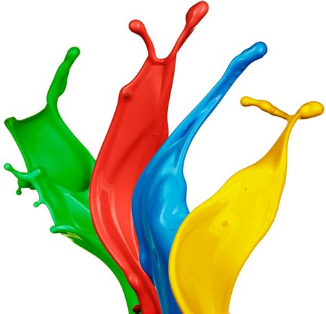 paint splash png clipart best