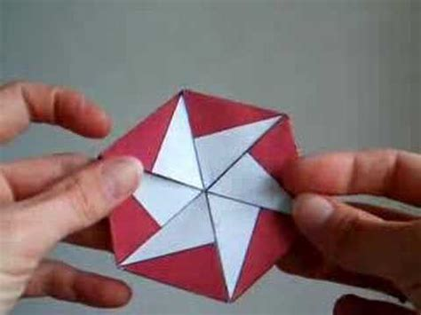 How To Make A Flexagon Out Of Paper - flexagon