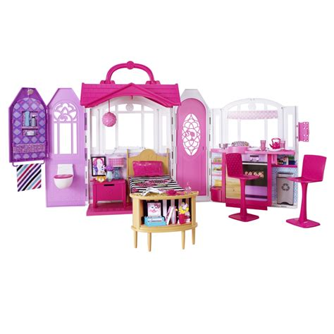 doll house of barbie two new barbie houses