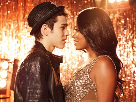 rags the rags on max schneider keke palmer and avan jogia