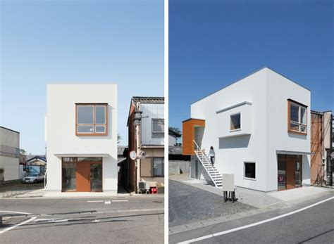 Shop Apartments higashihayashiguchi shop amp apartment alts design office exterior
