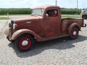 1936 Chevrolet Parts Buy Used 1936 Chevy Truck Rat Rod Custom