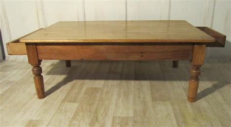Pine Coffee Tables Uk with 19th Pine Farmhouse Coffee Table 242902