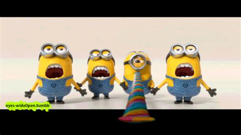 imagenes minions gif minions funny gif gif find share on giphy