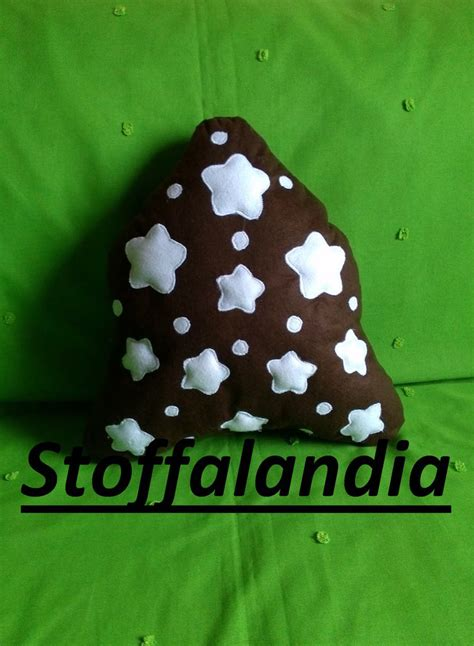 cuscino pan di stelle cuscino pan di stelle cana idea regalo natale per la