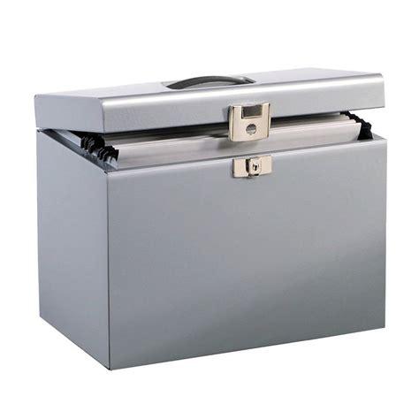 Box File Jumbo Yushinca 105cm a4 metal box file silver octer 163 8 70