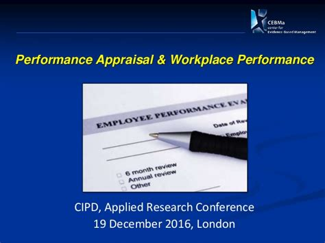 research paper on performance management system research paper on performance appraisal