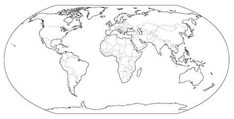 imagenes de un planisferio en blanco y negro mapa mudo de un planisferio imagui