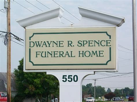 dwayne r spence funeral home funeral homes