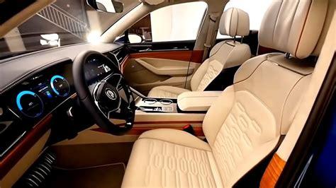 volkswagen touareg interior volkswagen touareg 2018 interior