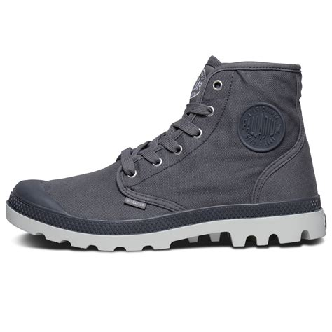 shoe boots for palladium mens shoes pa hi canvas new walking high top