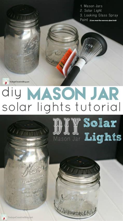 35 Awesome Solar Powered Diy Ideas Diy Joy How To Make Solar Powered Jar Lights