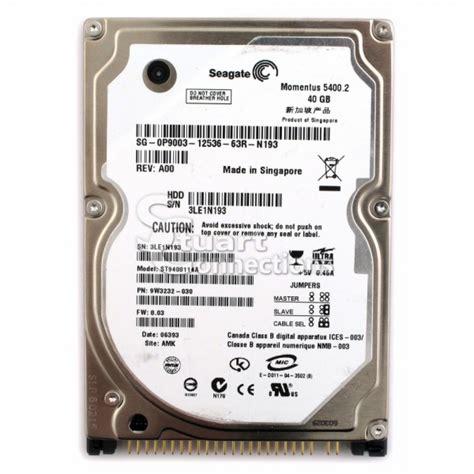 Hardisk 500 Gb Ide disk laptop ide ata seagate 40gb