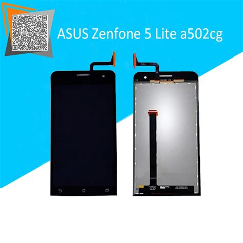 new original for asus zenfone 5 lite a502cg lcd display