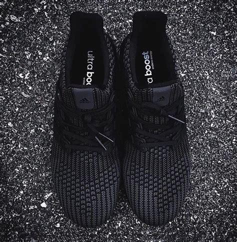 adidas ultra boost 4 0 triple black adidas ultra boost 4 0 triple black sneaker bar detroit