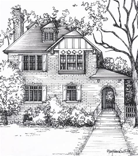 indian home decor kitsch art youtube unique home decor custom house sketch hand drawn home portrait in ink