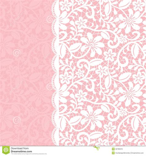 Wedding Card Border Line by Lace Border Royalty Free Stock Images Image 32795679