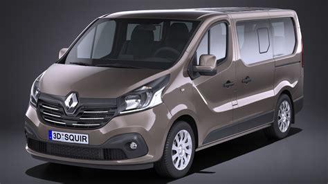 Renault Trafic Passenger by Renault Trafic Passenger 2015 2018
