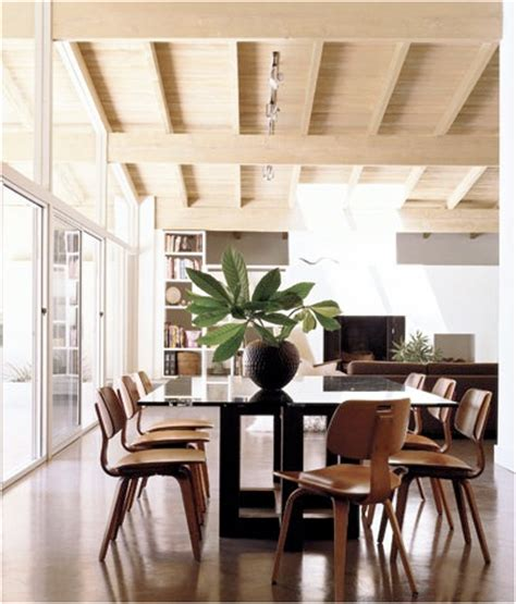 mid century dining room design ideas simple home