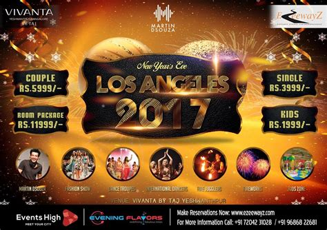 new year los angeles 2017 los angeles new year 2017