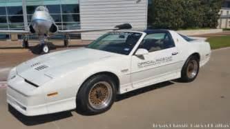 1989 Pontiac Trans Am Turbo For Sale 20th Anniversary 1989 Turbo Pontiac Trans Am