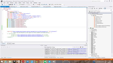 html5 asp net mvc 4 layout changing stack overflow mvc 4 error with jquery val