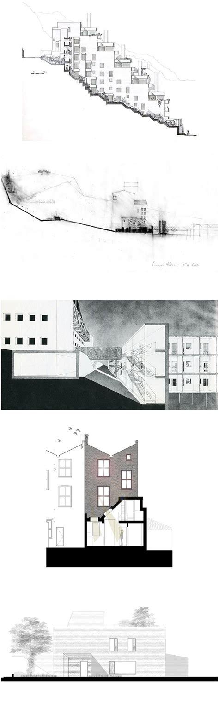architectural sections architectural sections and elevations gallery v 1 cad