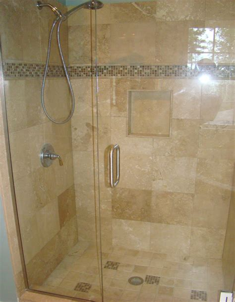 bathroom repair contractor custom shower tile installation