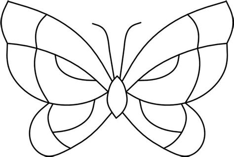 mosaic butterfly coloring pages 106 best images about templates and stencils on pinterest